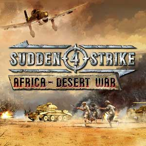 Sudden Strike 4 Africa Desert War Ps4 Digital & Box Price Comparison