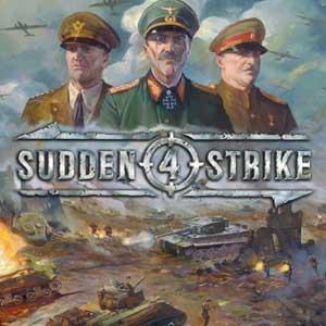 Sudden Strike 4 PS4 Code Price Comparison