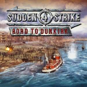 Sudden Strike 4 Road to Dunkirk Digital Download Price Comparison
