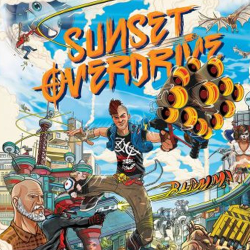 Sunset Overdrive Xbox one Code Price Comparison
