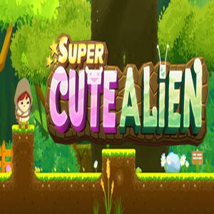 SUPER Cute Alien