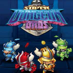 Super Dungeon Bros PS4 Code Price Comparison