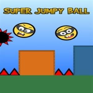 Super Jumpy Ball