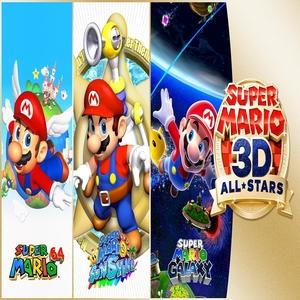Super Mario 3D All-Stars Nintendo Switch Price Comparison