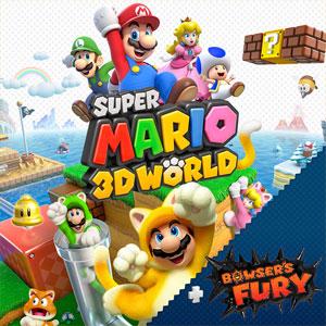 Super Mario 3D World + Bowser's Fury Nintendo Switch Price Comparison