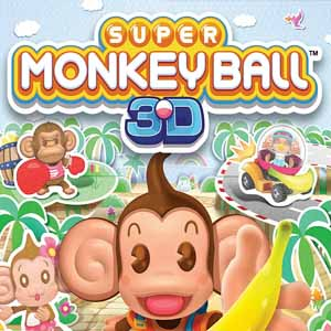 Buy SUPER MONKEY BALL Nintendo 3DS Download Code Compare Prices
