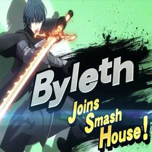 Super Smash Bros Ultimate Byleth Challenger Pack