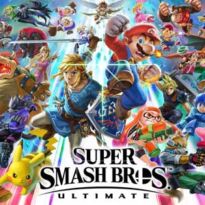 Super Smash Bros Ultimate Fighters Pass