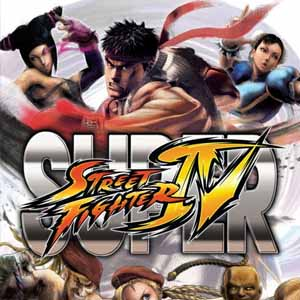 Super Street Fighter 4 XBox 360 Code Price Comparison