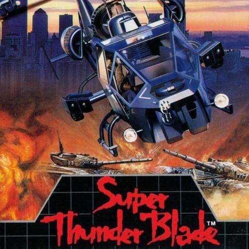 Super Thunder Blade Digital Download Price Comparison