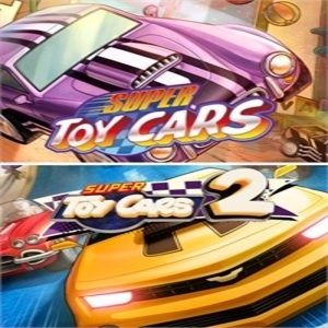 Super Toy Cars 1 & 2 Bundle Xbox Series Price Comparison