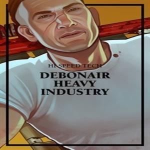 SUPERBEAT XONiC Debonair Heavy Industry