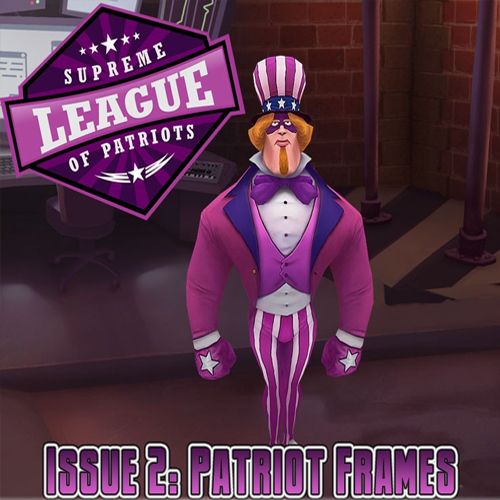 Supreme League of Patriots Episode 2 Patriot Frames Digital Download Price Comparison
