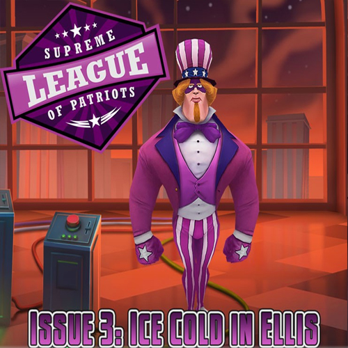 Supreme League of Patriots Episode 3 Ice Cold in Ellis Digital Download Price Comparison