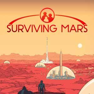 Surviving Mars PS4 Code Price Comparison