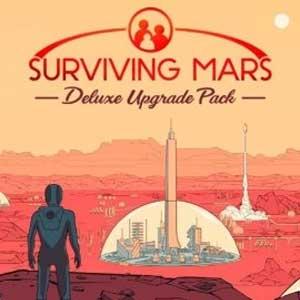 Surviving Mars Deluxe Upgrade Pack