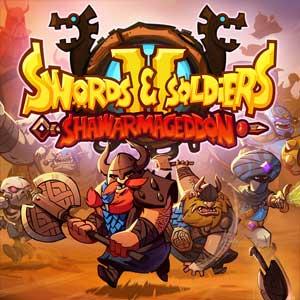 Swords & Soldiers 2 Shawarmageddon