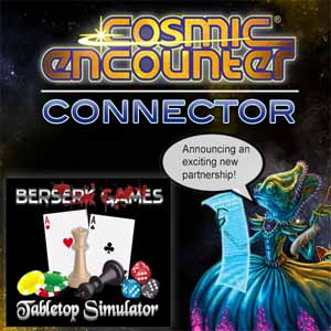 Tabletop Simulator Cosmic Encounter Connector Digital Download Price Comparison