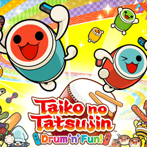 Taiko no Tatsujin Drum 'n' Fun Dragon Ball Anime Songs Pack