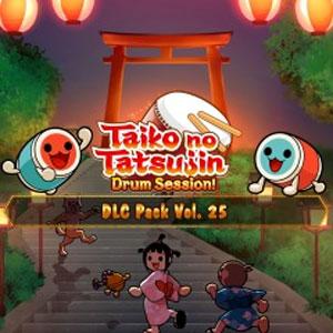Taiko no Tatsujin Drum Session DLC Vol 25