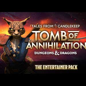 Tales from Candlekeep Birdsongs Entertainer Pack