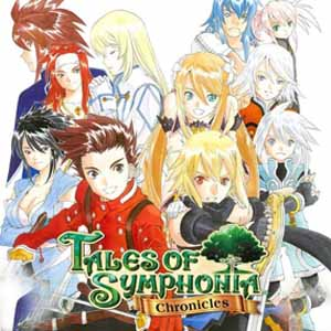 Tales of Symphonia Chronicles PS3 Code Price Comparison
