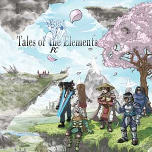 Tales of the Elements FC Digital Download Price Comparison
