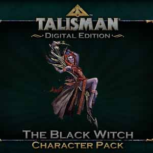 Talisman Black Witch Character Pack Digital Download Price Comparison