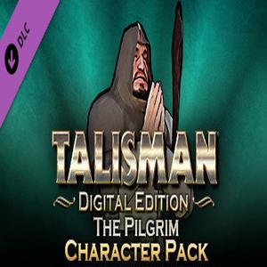 Talisman Character Pilgrim