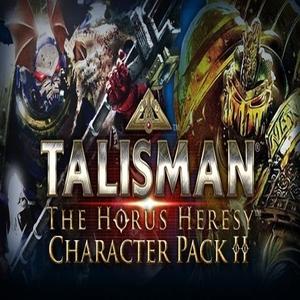Talisman The Horus Heresy Heroes and Villains 2