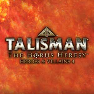 Talisman The Horus Heresy Heroes & Villains 4 Digital Download Price Comparison