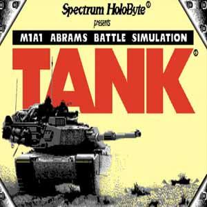 Tank M1A1 Abrams Battle Simulation