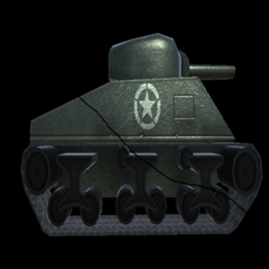 Tanks Island