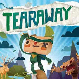 TEARAWAY PS4 Code Price Comparison