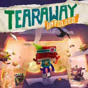 Tearaway Unfolded Ps4 Code Price Comparison