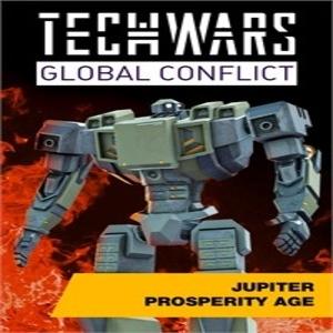 Techwars Global Conflict Jupiter Prosperity Age