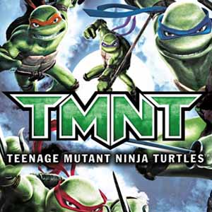 Teenage Mutant Ninja Turtles XBox 360 Code Price Comparison