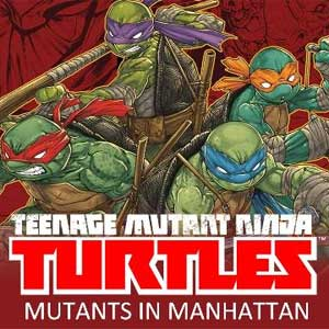 Teenage Mutant Ninja Turtles Mutants in Manhattan PS3 Code Price Comparison
