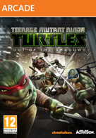 TMNT Out of the Shadows