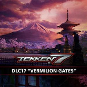 TEKKEN 7 DLC 17 Vermilion Gates