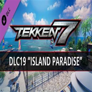 TEKKEN 7 DLC19 Island Paradise