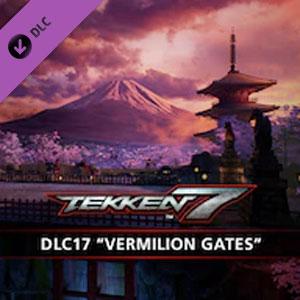 TEKKEN 7 DLC17 Vermilion Gates