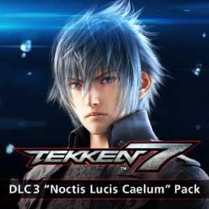 TEKKEN 7 DLC3 Noctis Lucis Caelum Pack