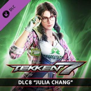 TEKKEN 7 DLC8 Julia Chang