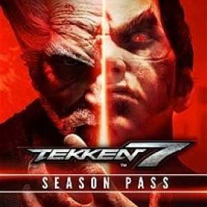 Tekken 7 Season Pass Digital Download Price Comparison