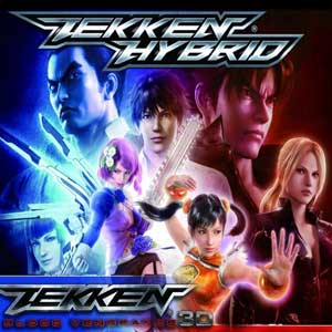 Tekken Hybrid PS3 Code Price Comparison