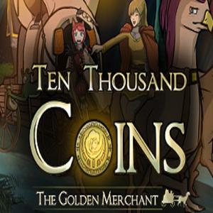Ten Thousand Coins The Golden Merchant