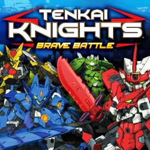 Buy Tenkai Knights Brave Battle Nintendo 3DS Download Code Compare Prices