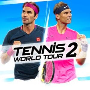 Tennis World Tour 2 Ps4 Digital & Box Price Comparison