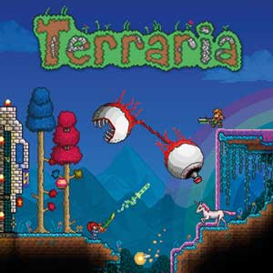 Terraria Nintendo Switch Digital & Box Price Comparison